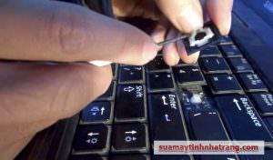 Hư bàn phím nguyên nhân và cách khắc phục