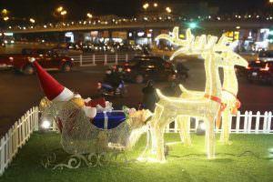 đường Phố Mùa Noel