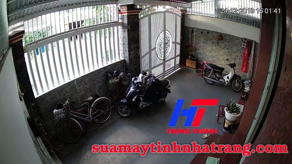 Lắp Camera Chống Trộm Tại Nha Trang