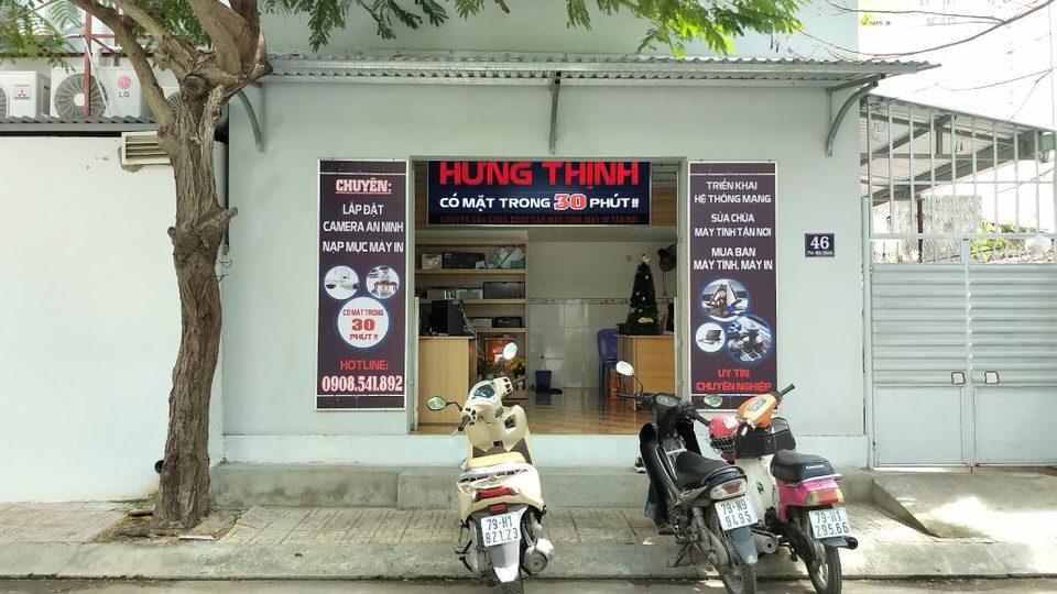 Bệnh Viện Máy In Tại Nha Trang