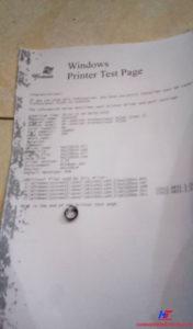 sửa máy in bị lem mép giấy