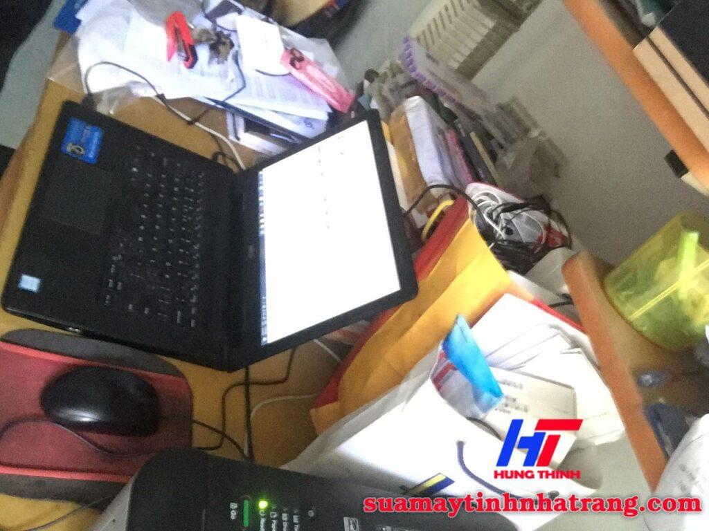 dịch vụ sửa laptop nha trang
