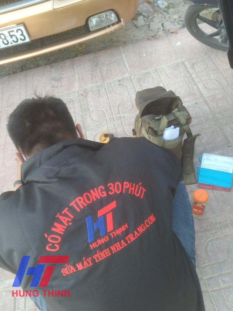 Sửa máy tính tại nhà Nha Trang
